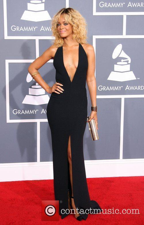 Rihanna, Grammy Awards and Grammy 4