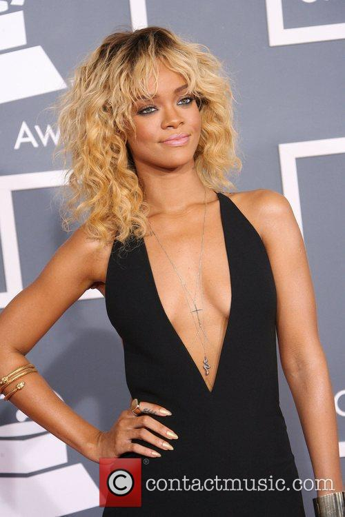 Rihanna, Grammy Awards and Grammy 1