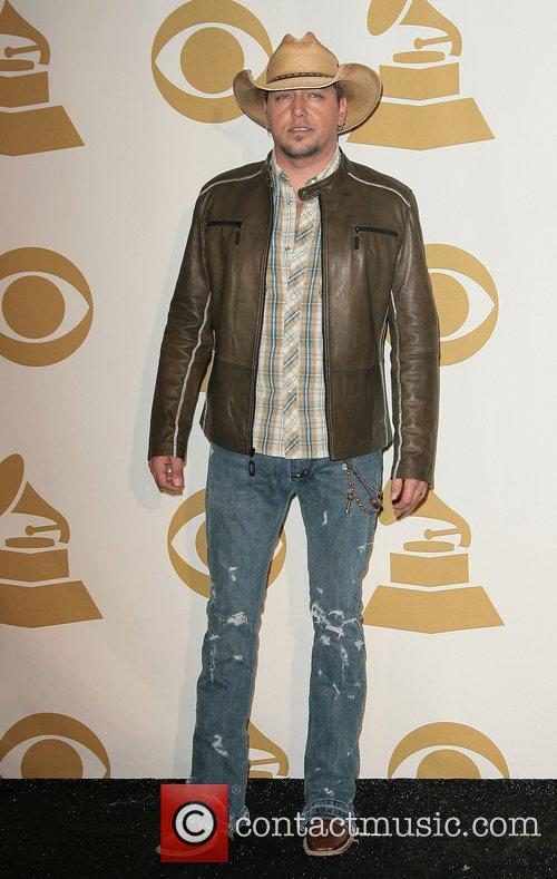 Jason Aldean and Grammy 3