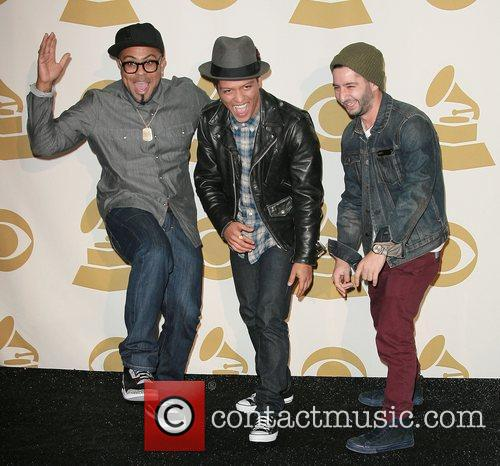 Bruno Mars and Grammy 2