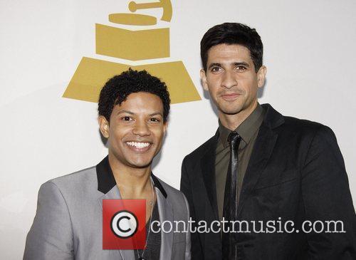 Raza Jaffrey and Grammy 2
