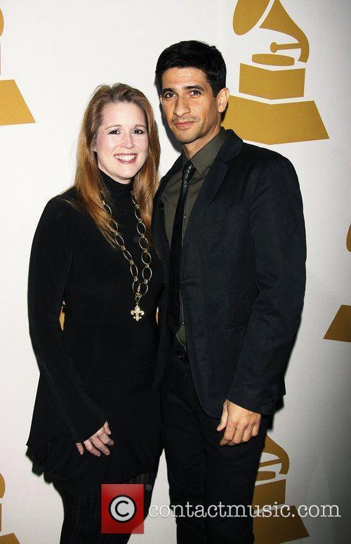 Raza Jaffrey and Grammy 3