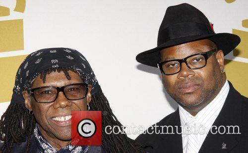 Nile Rodgers, Jimmy Jam and Grammy 1