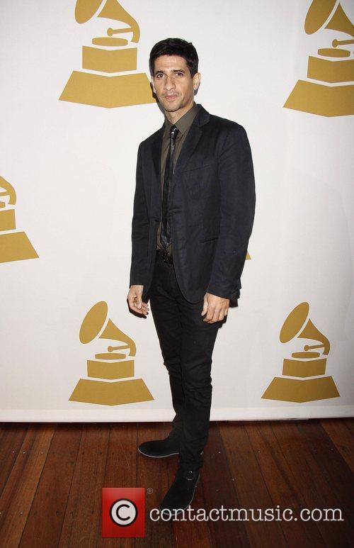 Raza Jaffrey and Grammy 8