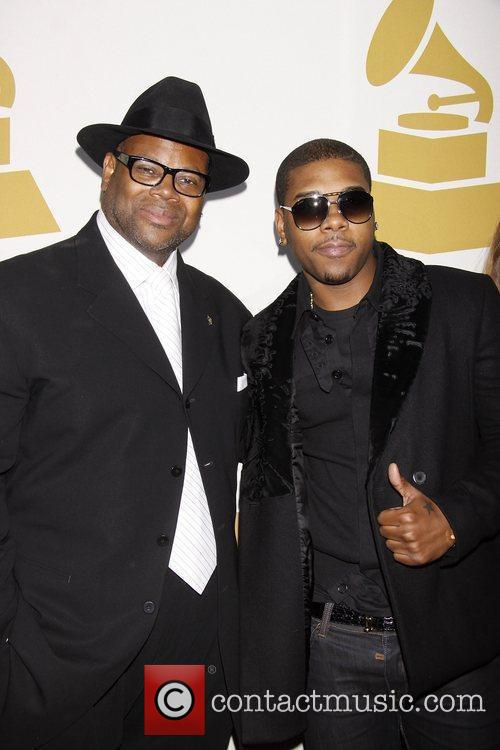 Jimmy Jam and Grammy 6