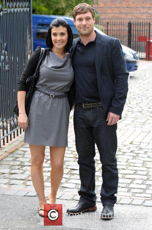 Kym Marsh and Granada Studios 2