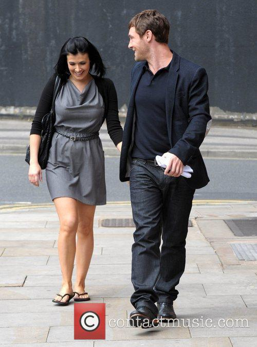 Kym Marsh and Granada Studios 5