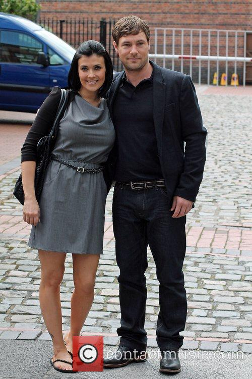 Kym Marsh and Granada Studios 11