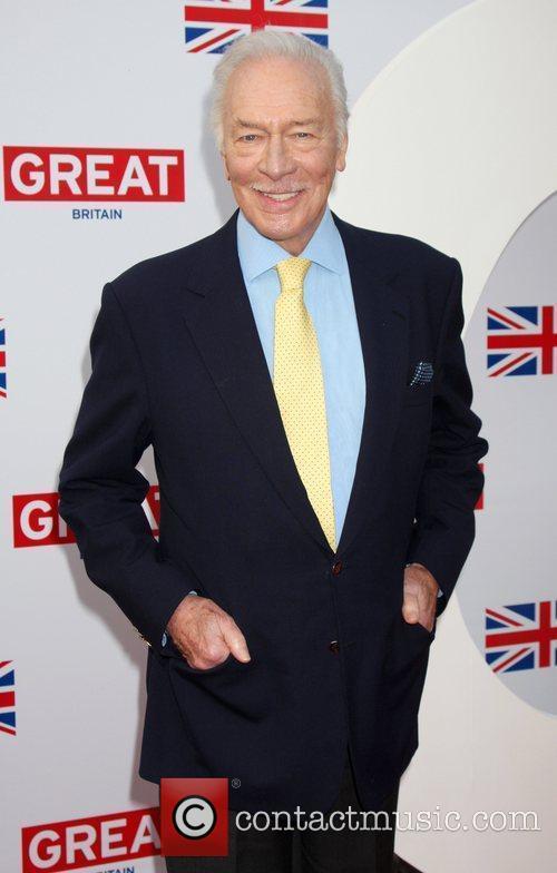 Christopher Plummer  GREAT British Film Reception to...