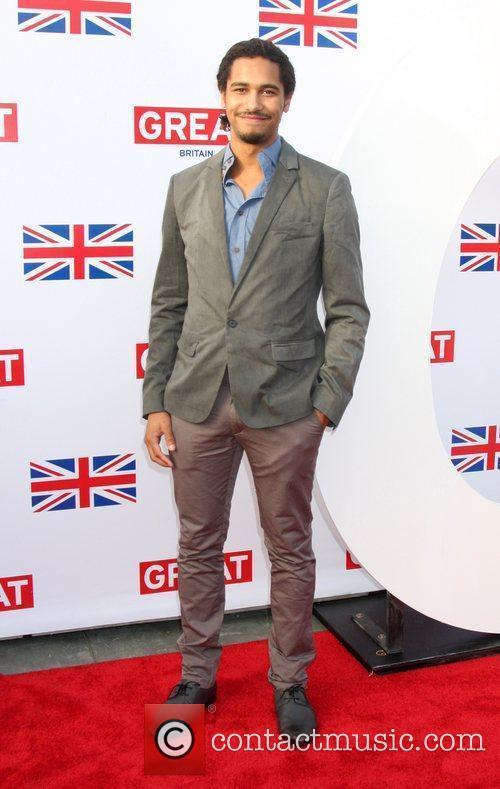 Elliot Knight GREAT British Film Reception to honor...