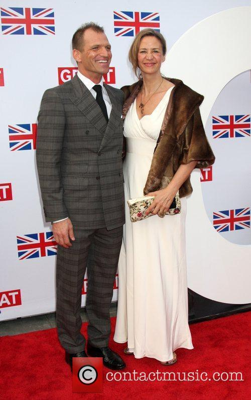 Janet McTeer and Guest GREAT British Film Reception...