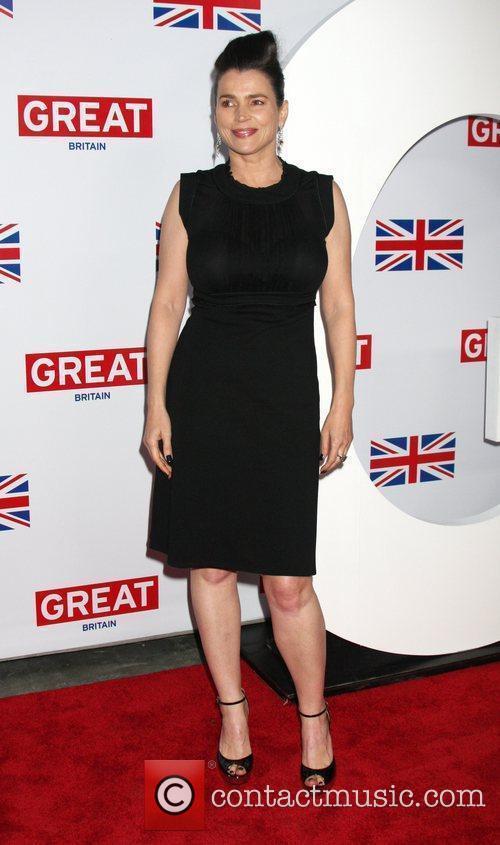 Julia Ormond GREAT British Film Reception to honor...