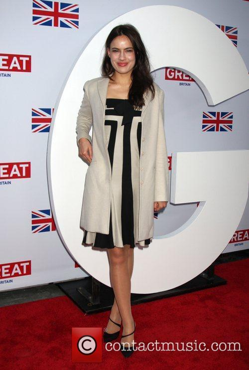 Sophie Winkleman GREAT British Film Reception to honor...