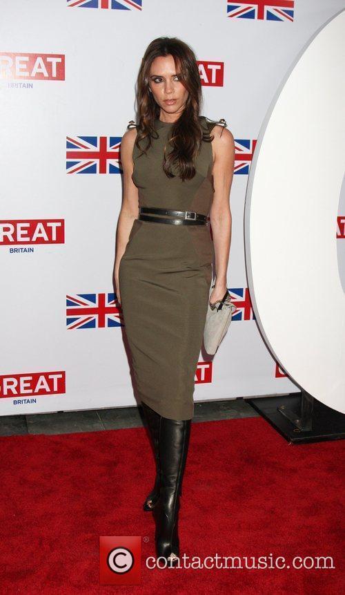 Victoria Beckham GREAT British Film Reception to honor...
