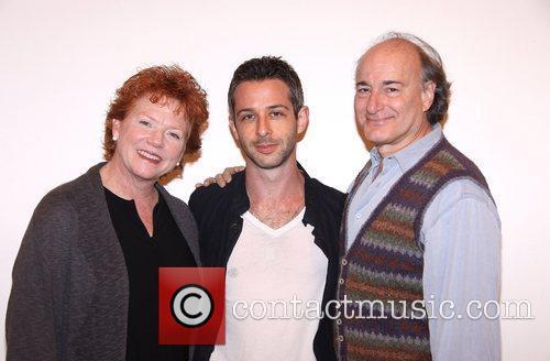 Becky Ann Baker, Jeremy Strong and Peter Friedman 2