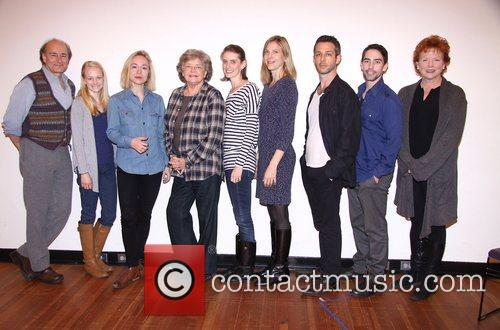 Peter Friedman, Erin Wilhelmi, Sarah Goldberg, Joyce Van Patten, Amy Herzog, Carolyn Cantor, Jeremy Strong, Keith Nobbs and Becky Ann Baker 4