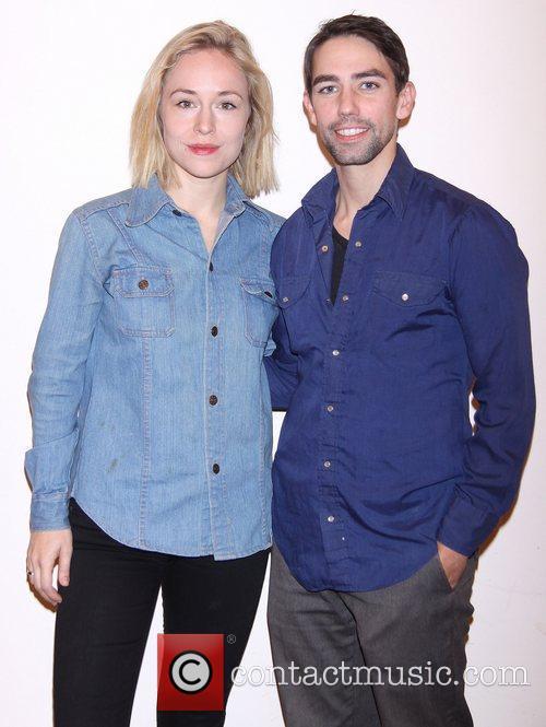 Sarah Goldberg and Keith Nobbs 3