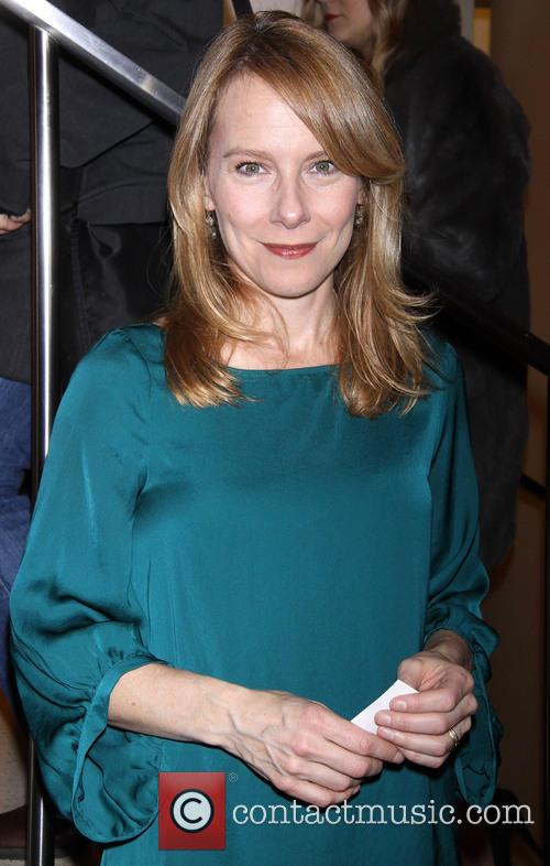 Amy Ryan The world premiere of 'The Great...