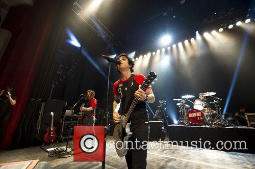 Billie Joe Armstrong and Green Day 2