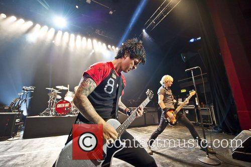 Billie Joe Armstrong and Green Day 4