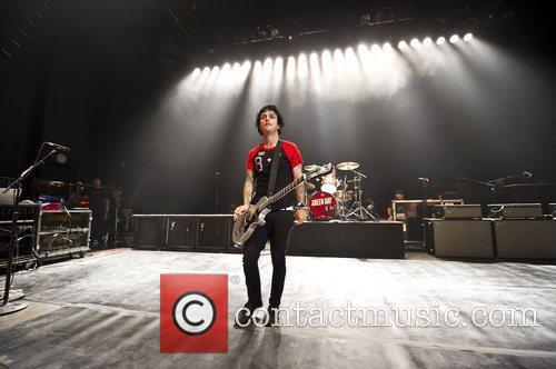 Billie Joe Armstrong and Green Day 6