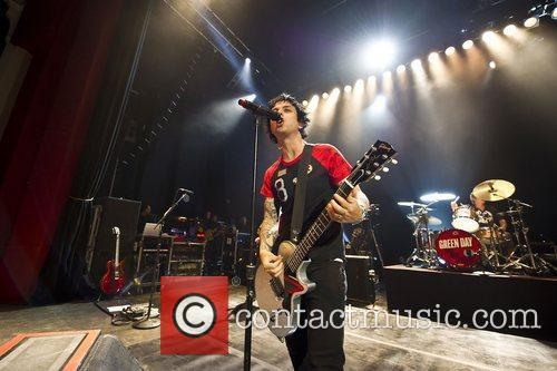 Billie Joe Armstrong and Green Day 12
