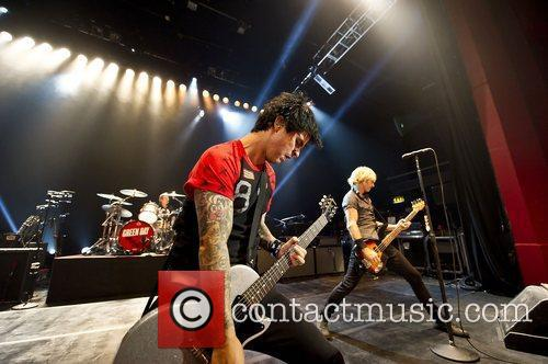 Billie Joe Armstrong and Green Day 14