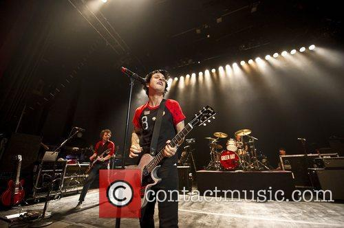 Billie Joe Armstrong and Green Day 1