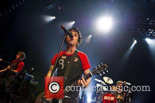 Billie Joe Armstrong and Green Day 17