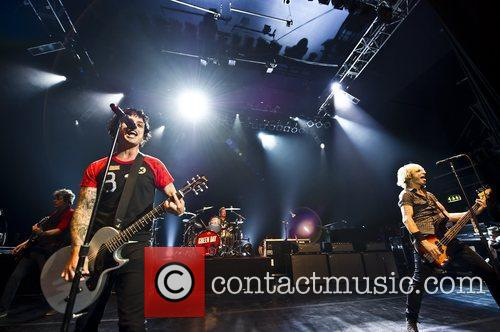 Billie Joe Armstrong and Green Day 19