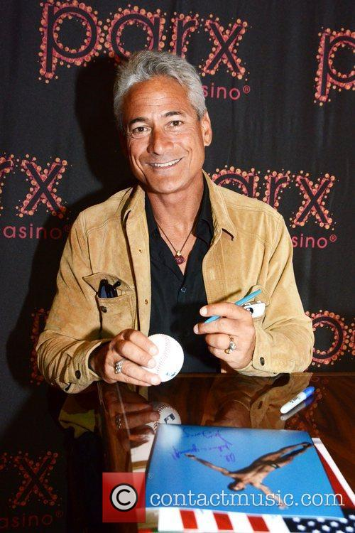 Meet and Greet with Olympic legend Greg Louganis...
