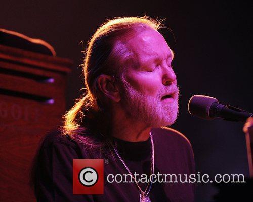 Gregg Allman performs at the Seminole Hard Rock...