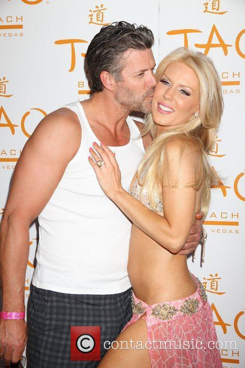 Gretchen Rossi and Slade 2