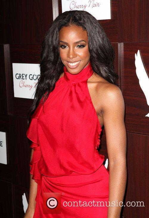 Kelly Rowland  Hotel Noir launch event for...