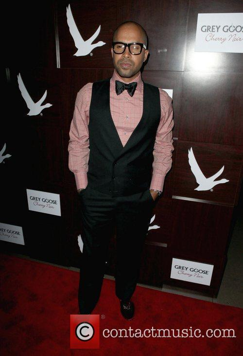 Hotel Noir launch event for Grey Goose Cherry...