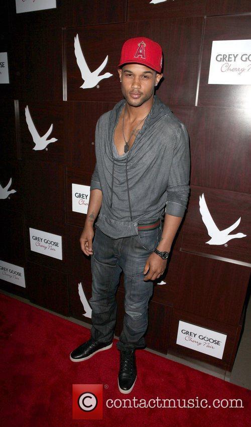 Andre Douglas Hotel Noir launch event for Grey...