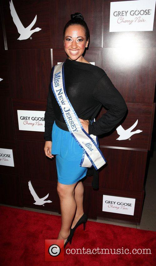 Ariane Datil Hotel Noir launch event for Grey...