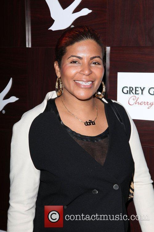 Cherry Martinez Hotel Noir launch event for Grey...