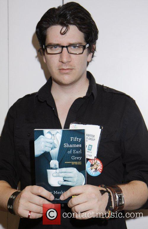 'Fifty Shames of Earl Grey' a parody of...