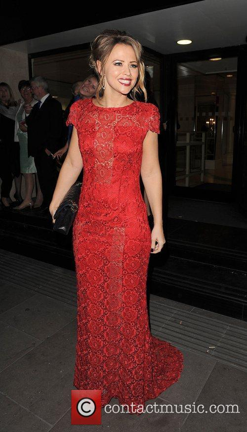 Kimberley Walsh and Grosvenor House Hotel 5