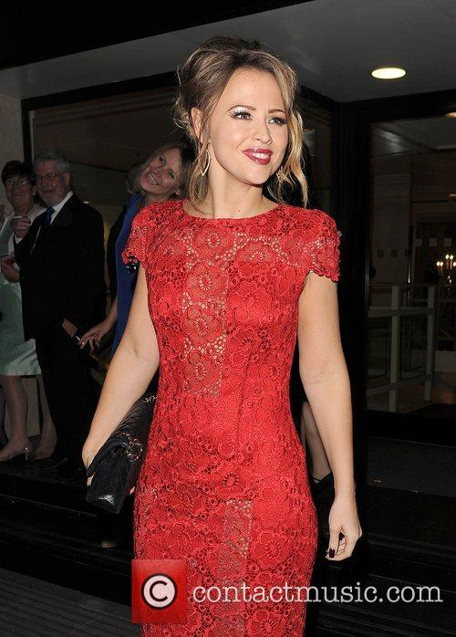 Kimberley Walsh and Grosvenor House Hotel 4
