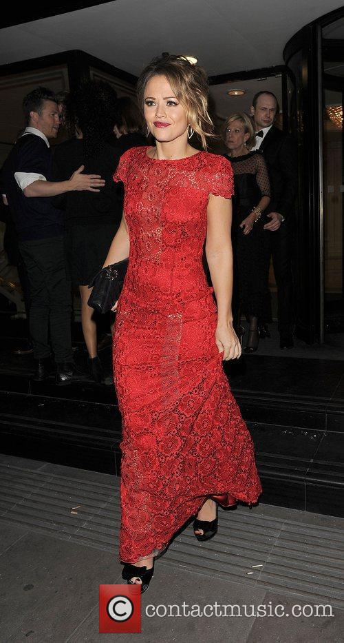 Kimberley Walsh and Grosvenor House Hotel 7