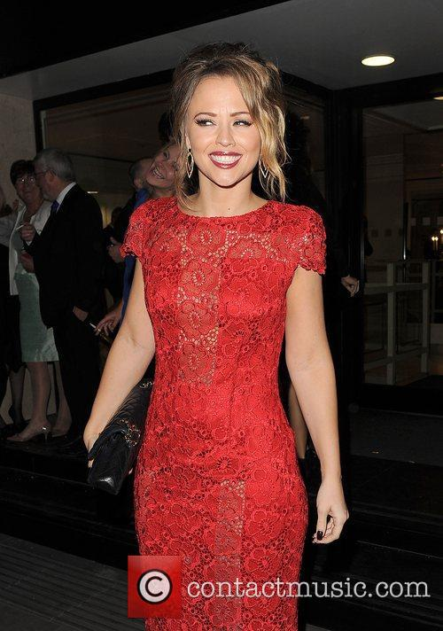 Kimberley Walsh and Grosvenor House Hotel 11