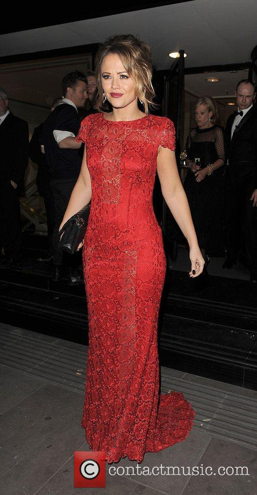 Kimberley Walsh and Grosvenor House Hotel 8