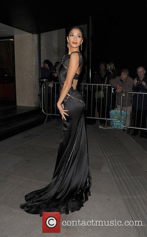 Nicole Scherzinger and Grosvenor House Hotel 21