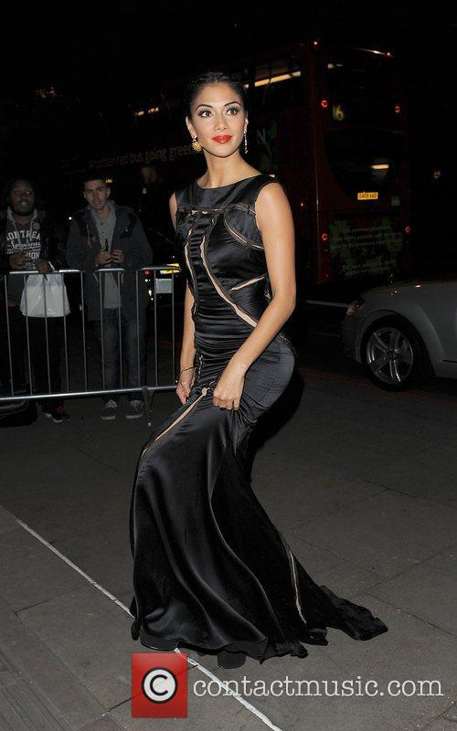 Nicole Scherzinger and Grosvenor House Hotel 7