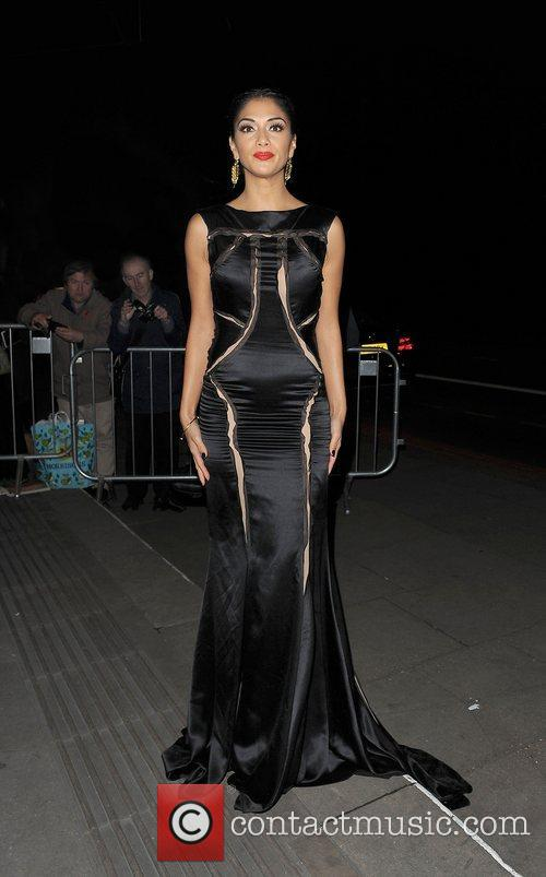 Nicole Scherzinger and Grosvenor House Hotel 25