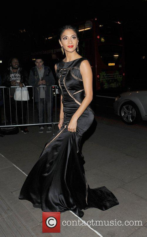 Nicole Scherzinger and Grosvenor House Hotel 16