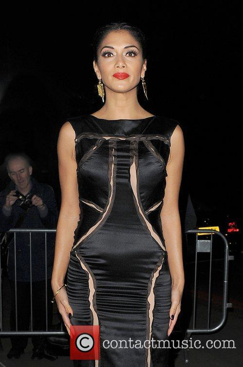 Nicole Scherzinger and Grosvenor House Hotel 17