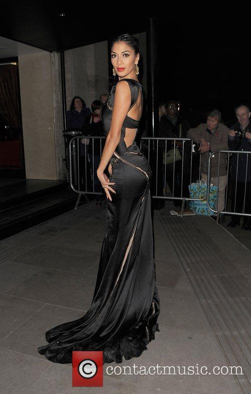 Nicole Scherzinger and Grosvenor House Hotel 19